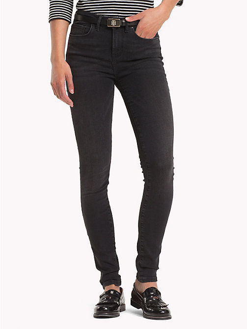 TOMMY HILFIGER Skinny Fit Jeans - ABELLE -  Clothing - main image