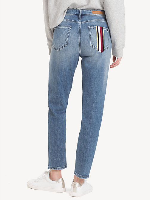 TOMMY HILFIGER Tommy Icons Mom Fit Ankle Jeans - MORGANE -  What to wear - detail image 1