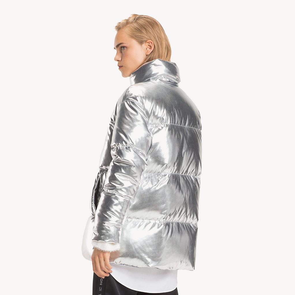 Tommy Hilfiger - High Gloss Down Jacket - 2