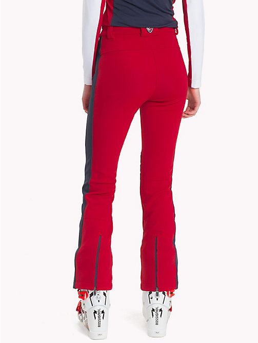 TOMMY HILFIGER Rossignal Soft Shell Pants - APPLE RED / SKY CAPTAIN - TOMMY HILFIGER TOMMYXROSSIGNOL - detail image 1