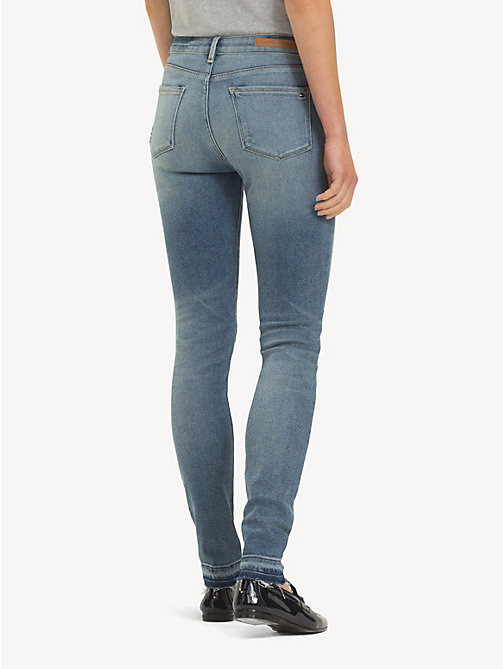 TOMMY HILFIGER Skinny Fit Distressed Ankle Jeans - HILDA - TOMMY HILFIGER Skinny Jeans - detail image 1