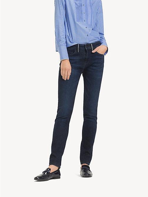e9dabbfc550c TOMMY HILFIGERVenice Sparkle Skinny Fit Jeans