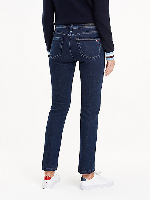 TOMMY HILFIGER Straight Fit Stretch-Jeans - MORIA - TOMMY HILFIGER Straight Fit Jeans - main image 1
