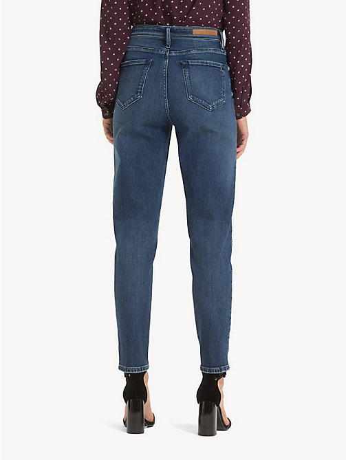 TOMMY HILFIGER Mom Fit Ankle-Jeans - LILITH - TOMMY HILFIGER Girlfriend Jeans - main image 1