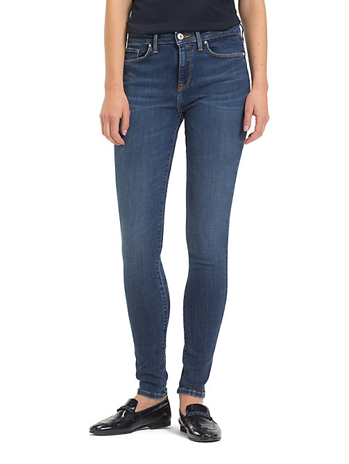 TOMMY HILFIGER Faded Skinny Fit Jeans - VENUS - TOMMY HILFIGER NEW IN - main image