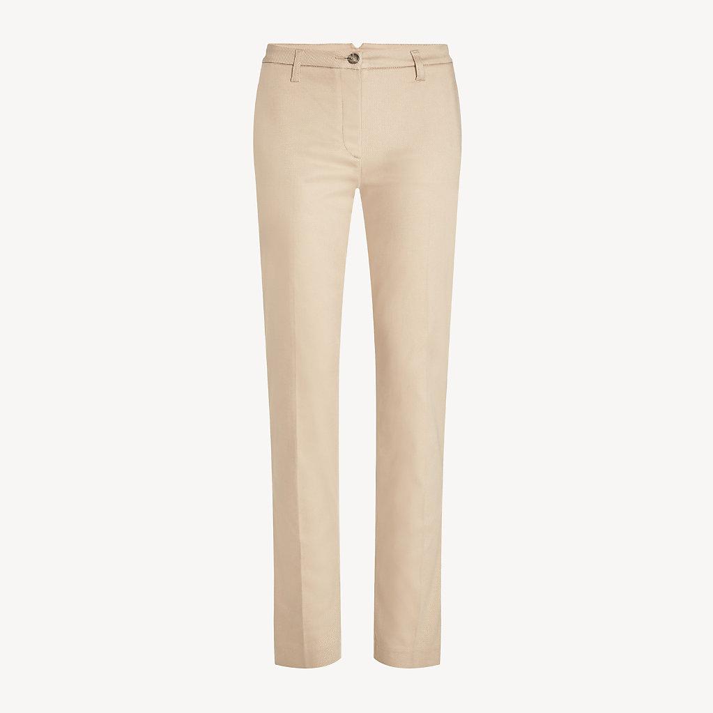 Tommy Hilfiger - Pantalón chino con cinta distintiva - 5