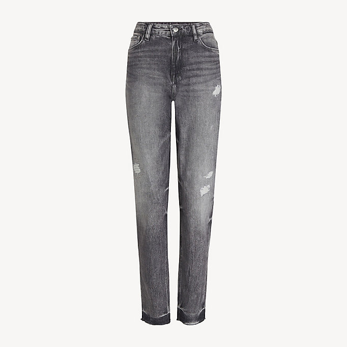 Knöchellange Mom Fit Jeans | DENIM | Tommy Hilfiger