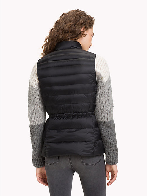 TOMMY HILFIGER Regular Fit Padded Gilet - BLACK BEAUTY - TOMMY HILFIGER NEW IN - detail image 1
