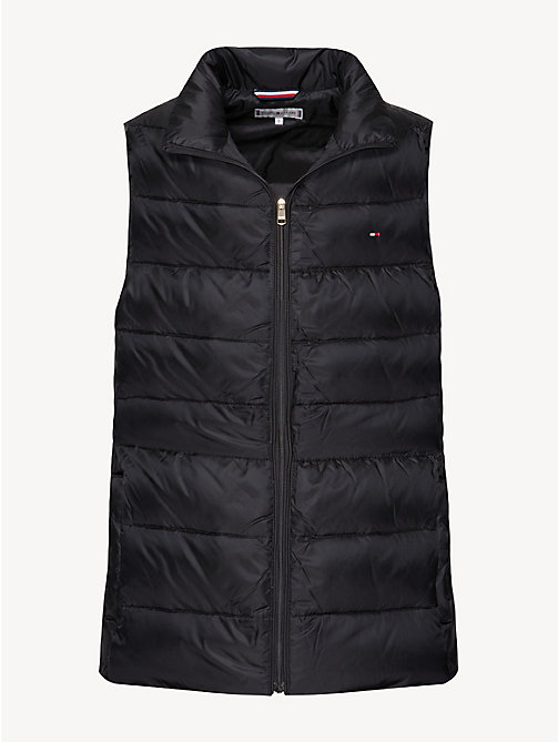 TOMMY HILFIGER Regular Fit Padded Gilet - BLACK BEAUTY - TOMMY HILFIGER Jackets - detail image 1