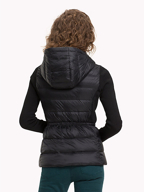 TOMMY HILFIGER Lightweight Quilted Down Jacket - BLACK BEAUTY - TOMMY HILFIGER NEW IN - detail image 1