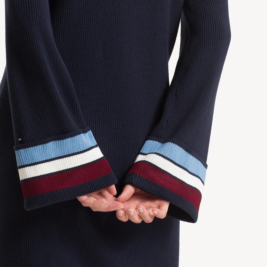 Tommy Hilfiger - Regular Fit Kleid aus Kaschmirmix - 3