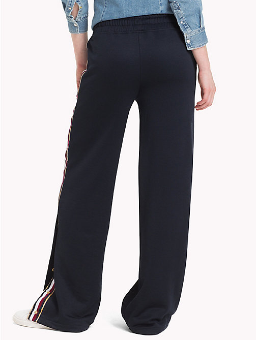 TOMMY HILFIGER Tommy Icons Sweatpant - MIDNIGHT - TOMMY HILFIGER TOMMY NOW WOMEN - detail image 1