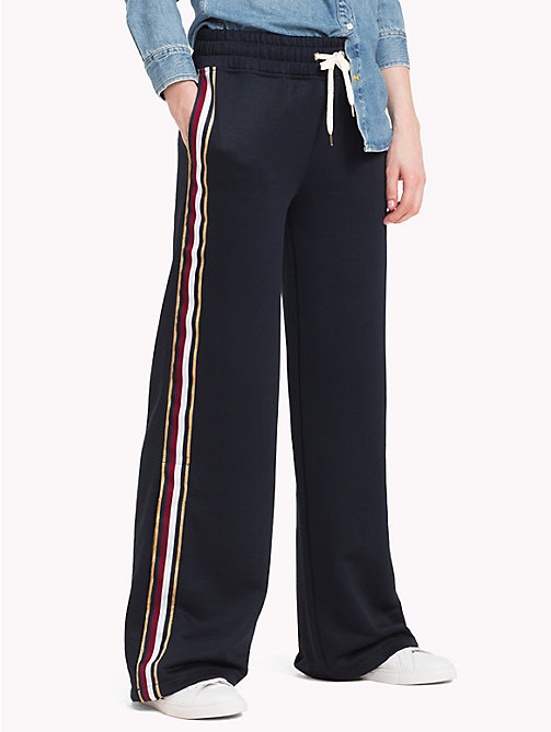 TOMMY HILFIGER Tommy Icons sweatpants - MIDNIGHT - TOMMY HILFIGER TOMMY ICONS - main image