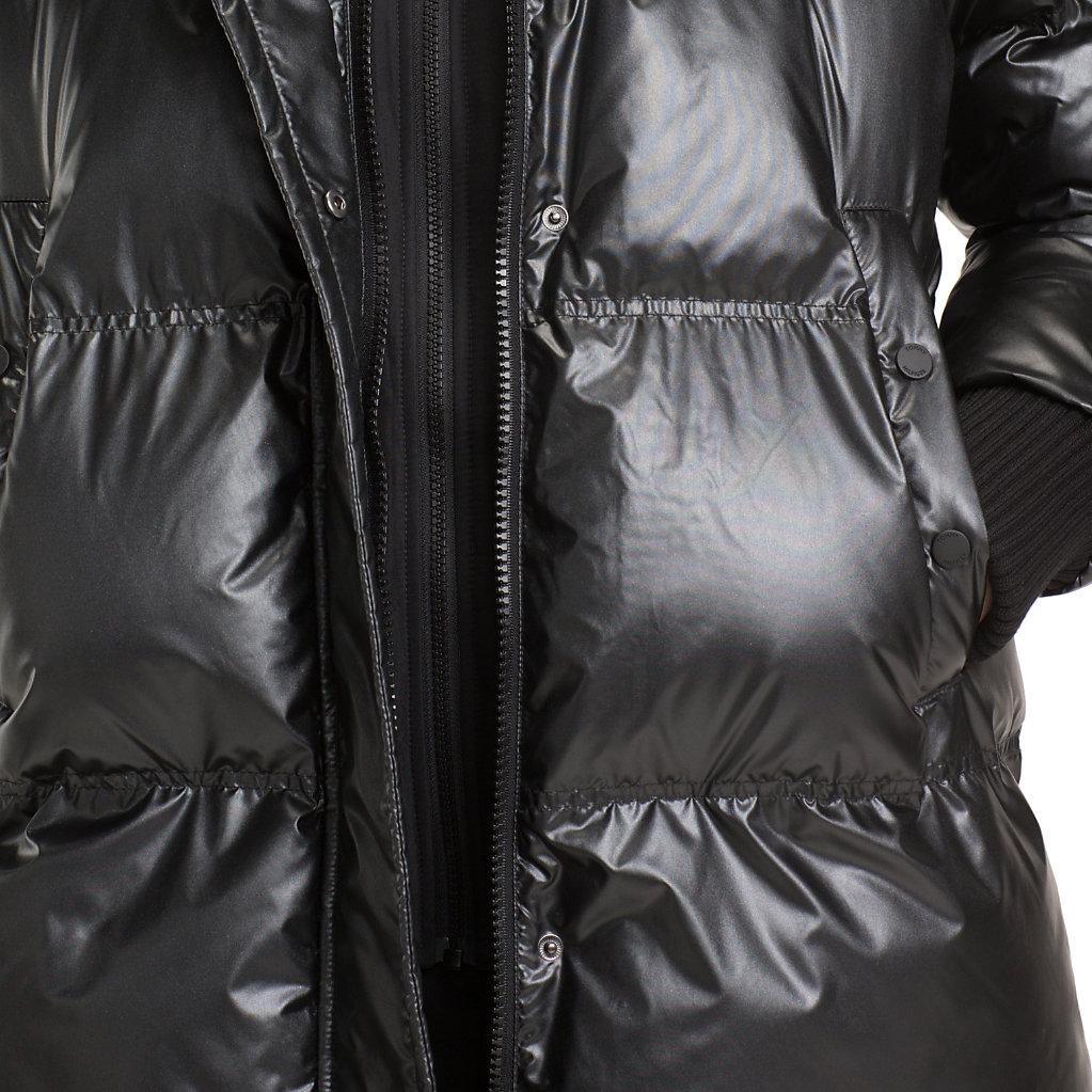 Tommy Hilfiger - Abrigo acolchado metalizado - 5