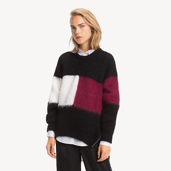 3b4875104 Tommy Icons Flag Jumper