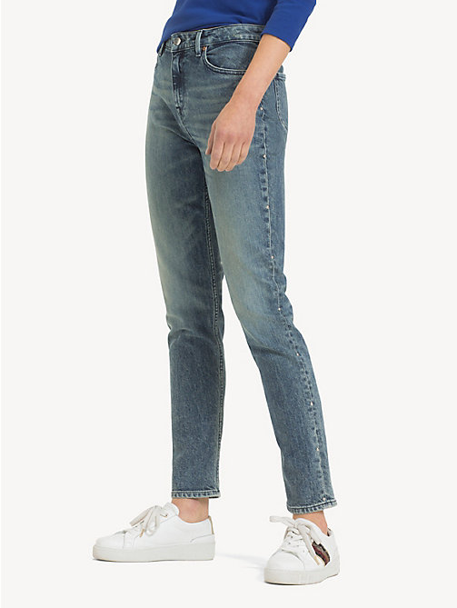 TOMMY HILFIGER Slim fit enkellange jeans - LARIS - TOMMY HILFIGER Slim fit jeans - main image