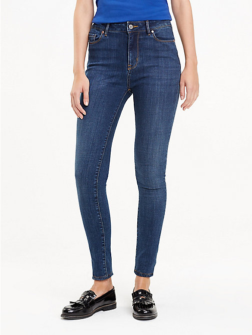 TOMMY HILFIGER Ultra Skinny Fit High Rise Jeans - SACHA - TOMMY HILFIGER NEW IN - main image