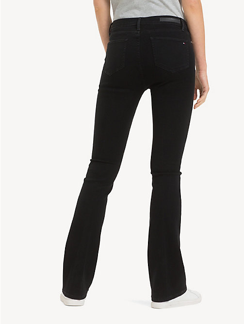 135b4b0ee20bf ... TOMMY HILFIGER Jean slim bootcut - CELESTE - TOMMY HILFIGER Jeans  bootcut - image détaillée 1