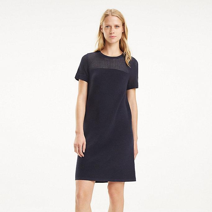 4e87550f71a Mesh Jumper Dress