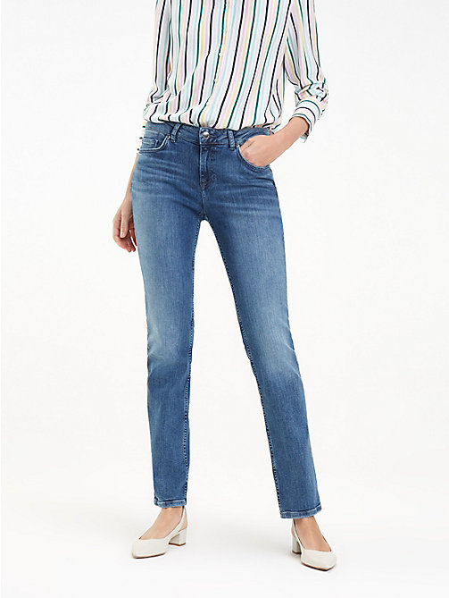 3721b4c8 Women's Skinny Jeans | High Waist Skinny Jeans | Tommy Hilfiger® IE