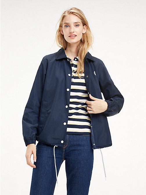 TOMMY HILFIGERPackable Coach Jacket a0d3c25d74