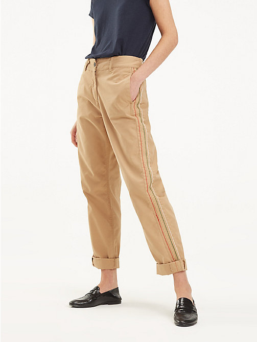 6dd31a0a1 Women's Trousers | Ladies' Summer Trousers | Tommy Hilfiger® PT