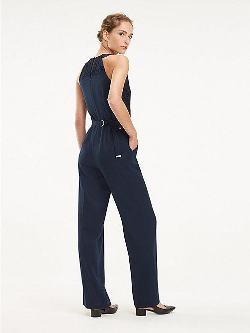 Mode feine handwerkskunst diversifiziert in der Verpackung Jumpsuits für Damen   Tommy Hilfiger®