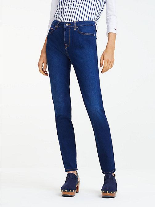 2bb58d00 TOMMY HILFIGERVenice Skinny Fit Organic Cotton Jeans