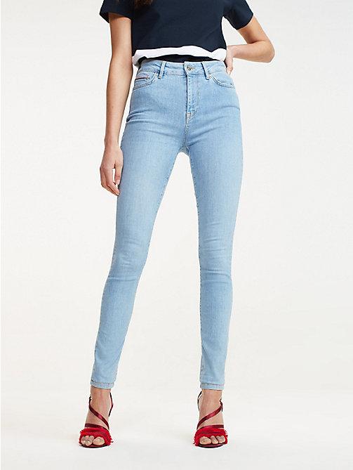 b9edc0f75 TOMMY HILFIGERSuper Skinny Fit Organic Cotton Jeans