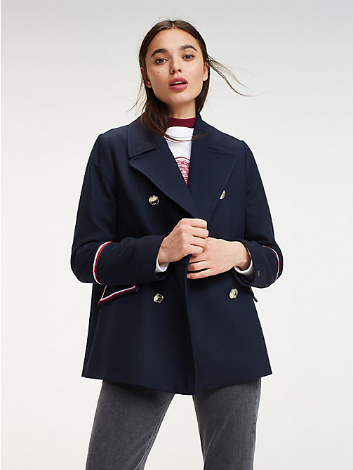 Winterjas Dames Extra Warm.Jassen Jacks Voor Dames Tommy Hilfiger Be