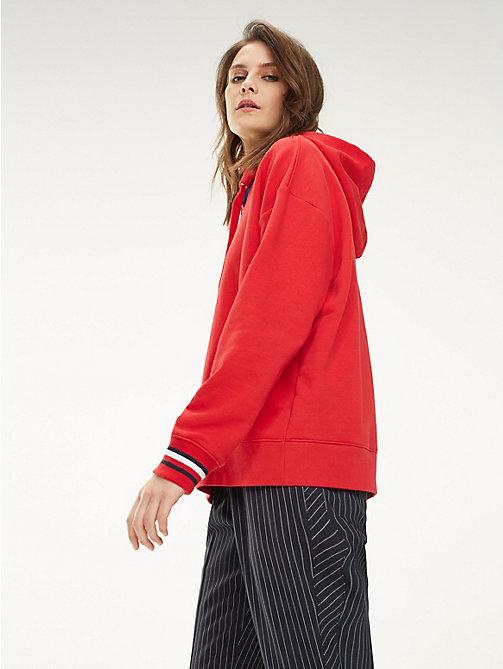 a1766e933 Women's Hoodies & Sweatshirts | Tommy Hilfiger® UK