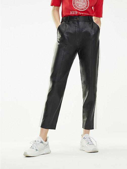 81c439ba4fc9b Women's Trousers | Ladies' Summer Trousers | Tommy Hilfiger® UK