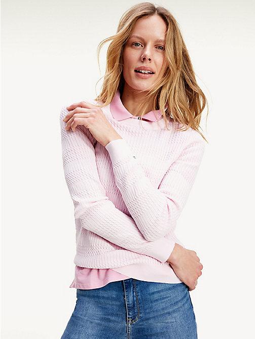 Damestruien & vesten | Knitwear | Tommy Hilfiger® NL