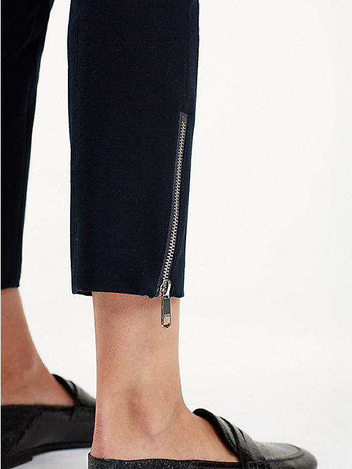 TOMMY HILFIGER Essential High Waist Leggings - MIDNIGHT - TOMMY HILFIGER Joggers - detail image 1