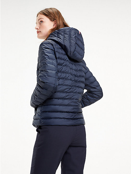 TOMMY HILFIGER Essential Packable Padded Jacket - MIDNIGHT - TOMMY HILFIGER NEW IN - detail image 1