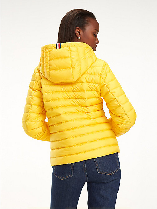 TOMMY HILFIGER Essential Packable Padded Jacket - SPECTRA YELLOW - TOMMY HILFIGER NEW IN - detail image 1