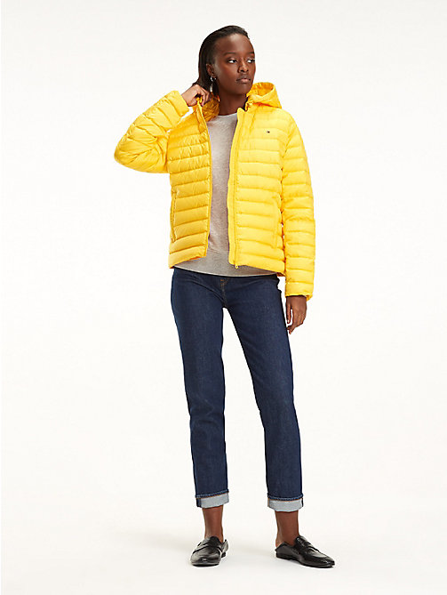 TOMMY HILFIGER Essential Packable Padded Jacket - SPECTRA YELLOW - TOMMY HILFIGER Jackets - main image