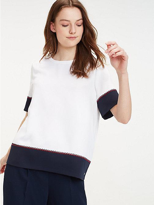 e9ef712d Women's Shirts & Blouses | Tommy Hilfiger® FI