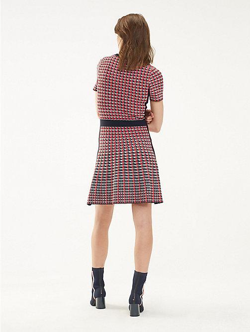 a035583b27f TOMMY HILFIGERViscose Monogram Jumper Dress. £155.00. NEW