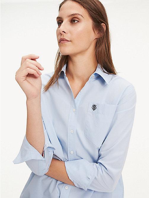 a53e2b100f32 Blusas & Camisas De Mujer | Tommy Hilfiger® ES