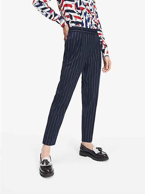 Women's Trousers | Tommy Hilfiger® UK
