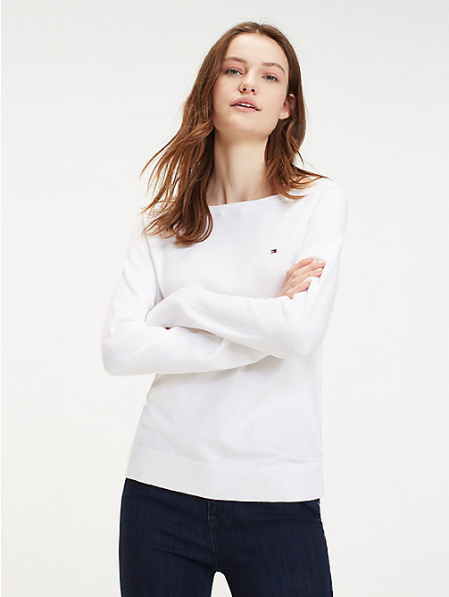 a66417d722c Women's Jumpers | Ladies' Summer Jumpers | Tommy Hilfiger® UK