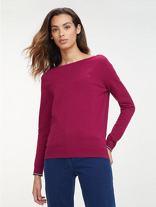 designer fashion 26bac 72cb7 Pullover für Damen | Tommy Hilfiger® AT
