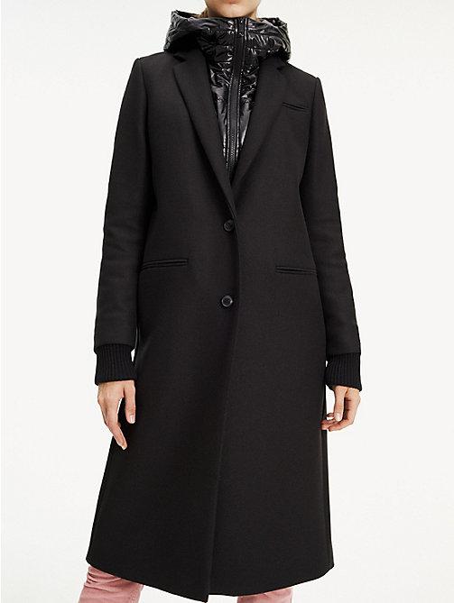 Manteau hiver tommy hilfiger femme