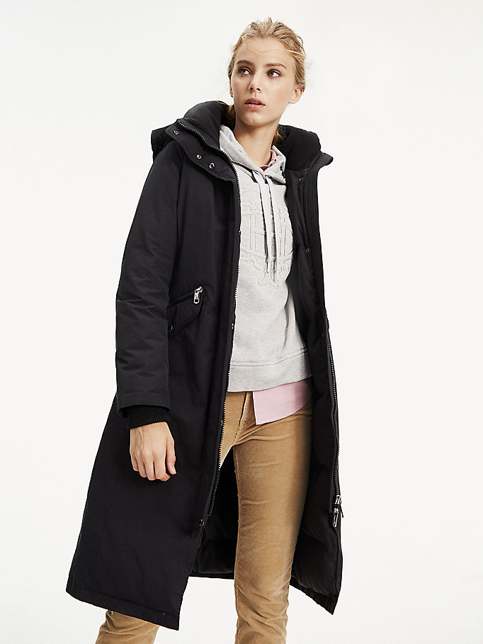 Essential Long Padded Parka