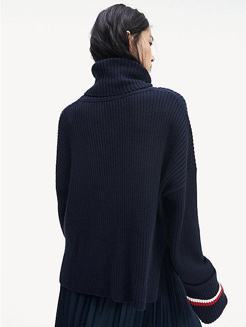 tommy hilfiger pullover damen strick