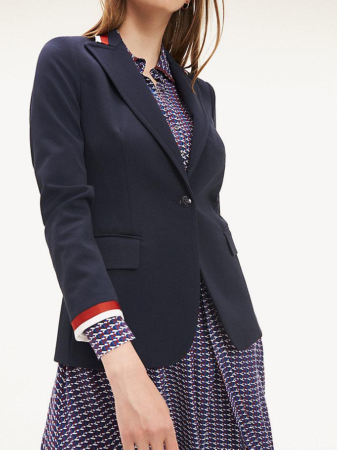 Damen Blazer | Jersey & Longblazer | Tommy Hilfiger® CH