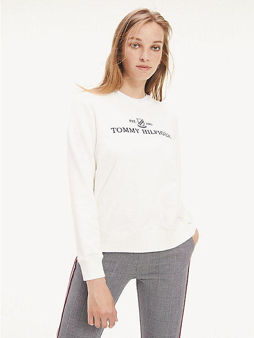 stable quality buy best timeless design Sweats femme | Tommy Hilfiger® LU