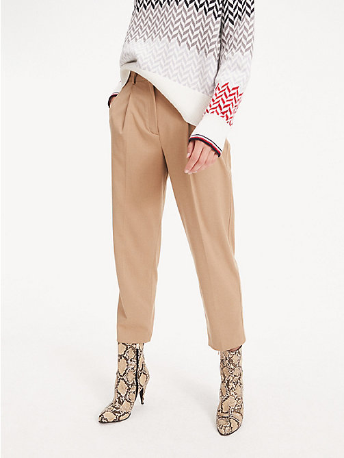 Pantalon chino avec ceinture TOMMY HILFIGER