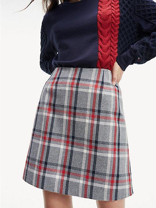 Jupes femme   Jupes en jean   Tommy Hilfiger® FR